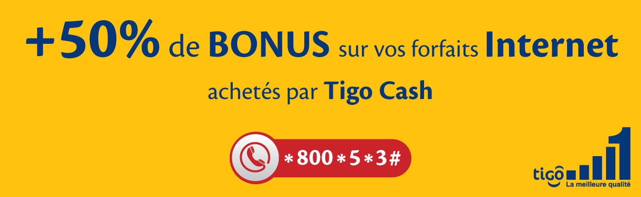 Internet Tigo cash site web